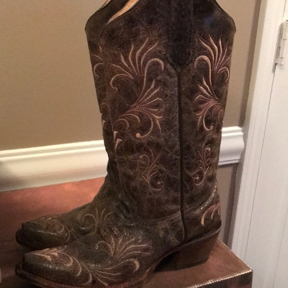 86def519ce0 Gorgeous Cowboy Boots/ Country Western Circle ⭕️ G NWT